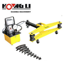 """HHW-4D steel tube pipe bending machine,factory price ,1/2""""-4"""",CE approved"""