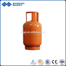 China fabricante atacado de cilindros de gás composto 24l com válvula de latão
