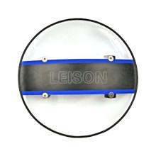 Anti-Riot Shield circular com material PC de alta qualidade
