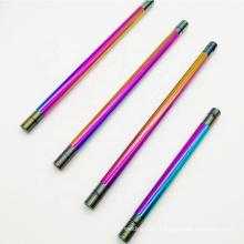 High strength Custom Titanium stud bolt m8