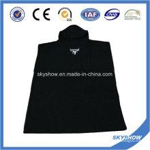 Махровое пончо полотенце (SST1065)