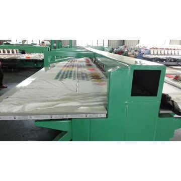 Machine de broderie de chenille pour les tissus de la Chine à bas prix