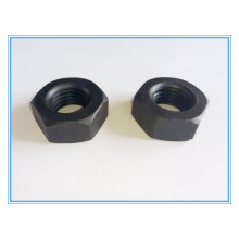 A194 2h Hex Nuts with Black for Industry