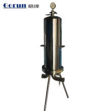Ss304 / 316 корпус фильтра мешка из нержавеющей стали, высококачественный корпус фильтра мешка из нержавеющей стали для жидкости