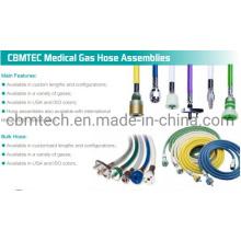 Medical Gas Hose Assemblies