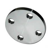 Din Forged Stainless Steel Blind Flange Pn 10 1092-1, Type 05/a