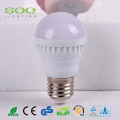 E27 LED Global bulb 7W LED Bulb with CE&ROHS