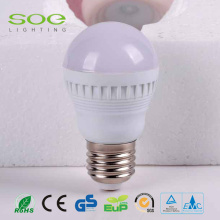 ce rohs 9W Plastic LED light bulbs