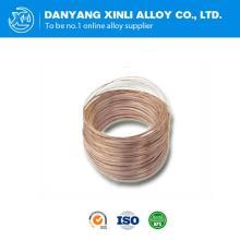 Copper Based Manganin Alloy Wire 6j12
