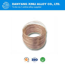 Copper Based Manganin Alloy Wire 6j12