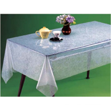 Waterproof Transparent Tablecloth (TT0226)