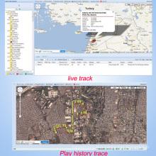 Support de serveur de suivi GPS de véhicule Tr102, Gt02, Gt06, Tr02, Gt06n (TS05-KW)