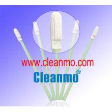 cleanroom anti-static polyester swab CM-PS743