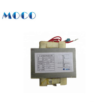 GAL 800e 220v 50/60 hz 2000w high voltage microwave oven transformer