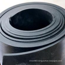 Industrial Smooth Black SBR Rubber Sheet for Workshop