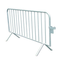 Hot-Dipped Galvanized Crowd Control Barriere