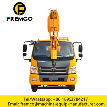 Hydraulic Arm Crane For Truck