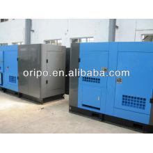 60hz Cummins diesel 6BTA5.9-G2 104kw / 130kva precio del conjunto del generador silencioso con control inteligente