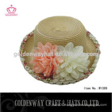 kids straw hat hard hat for kids wholesale kids sun hat