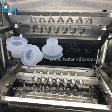 Ventosa de vacío de goma de silicona PVC personalizada