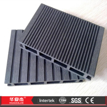 Irregular Plastic Composite Decking Floorings