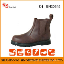 No Lace Blundstone Safety Shoes RS701