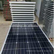 lista de precios del panel solar