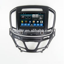 Quad core dvd player for car,BT,mirror link,DVR,SWC for buick regal 2014-2015