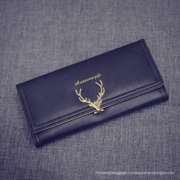 Выдвиженческое Портмоне Для Дамы Новое Прибытие Кожаный Бумажник