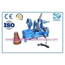 Máquina de soldadura da fusão do soquete de 63mm / de 160mm / máquina de soldadura plástica da tubulação