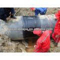 мясное производство упаковки совместных обернуть ленту для подводного трубопровода