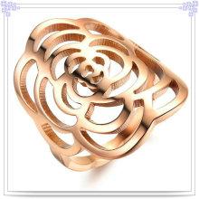 Acessórios de Moda Anel de dedo da jóia de aço inoxidável (SR328)