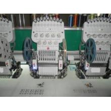 Doppelte Sequins Stickmaschine