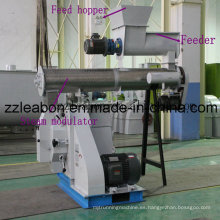 Máquina de prensa de alimentación de pellets de varios tamaños para animales