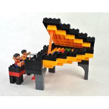 De Bonne Qualité Jouets éducatifs à la maison de style de lettre de piano trois