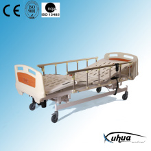 Motorized Three Functions Electric Hospital Nursing Bed (XH-4)
