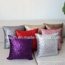 Cojines clásicos europeos del sofá Almohadas Lentejuelas Personalizar al por mayor