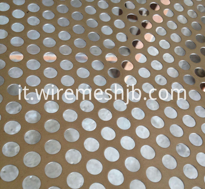 Perforated Metal Mesh Panel