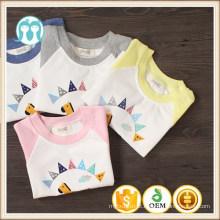 T-shirt por atacado China, t-shirt do preço muito baixo com teste padrão novo, t-shirt bonitos do cavalo