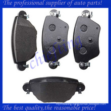 FDB1380 1152316 1227108 1126959 1126719 1130120 1204845 auto brake pad for renault kangoo