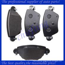 FDB1380 1152316 1227108 1126959 1126719 1130120 1204845 auto brake pad for renault kangoo