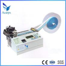 Máquina de corte de marca registrada elástica ultra-sônica
