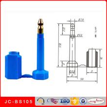 Jc-BS105 Sello impreso por láser con número de serie Sello de perno de bloqueo
