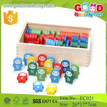 special designed color domino set for children