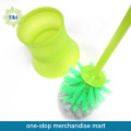 Toilet Cleaning Brush Set With Holder