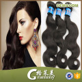 Best selling double drawn virgin remy human hair weft cheap wholesale indian hair in india