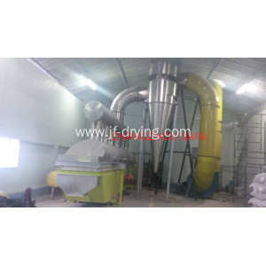 Well-designed for Fluid Bed Dryer High Efficiency Vibrating Fluid Bed Drying Machine export to Hungary Suppliers
