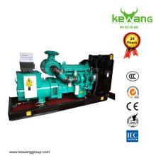 Generador diesel del motor de Cummins 1250kVA / 1000kw