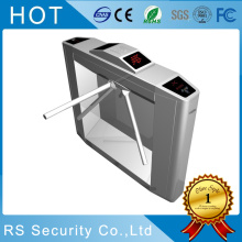 Bi-Directional Semi Automatic 3 Arm Turnstile Tripod
