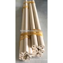 Muchos tamaños almacenan tubos de tubos de cerámica MgO Magnesia